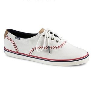 Keds baseball sneakers
